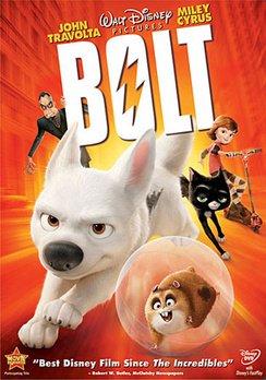 Bolt (DVD) (Michael Bolt)