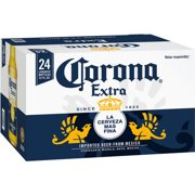 Corona Extra Beer, 24 pack, 12 fl oz