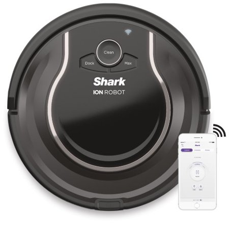 Shark ION RV750 Wi-Fi Connected Robot Vacuum