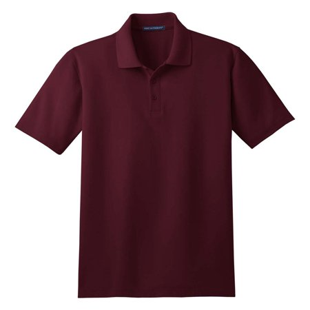 Diesel Cotton Polo Shirt - Port Authority Men's Professional Stain-Resistant Polo Shirt