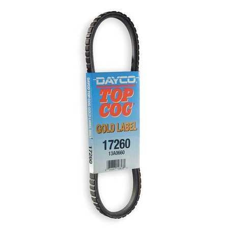 DAYCO 17480 Auto V-Belt,Industry Number 13A1220