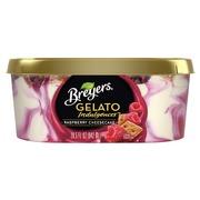 Breyers Gelato Indulgences Raspberry Cheesecake 28.5 oz