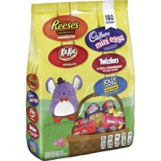 Hershey, Easter Egg Hunt Assortment Candy, 180 Ct