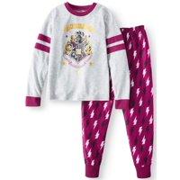 Harry Potter Girls' Poly 2-Piece Pajama Sleep Set