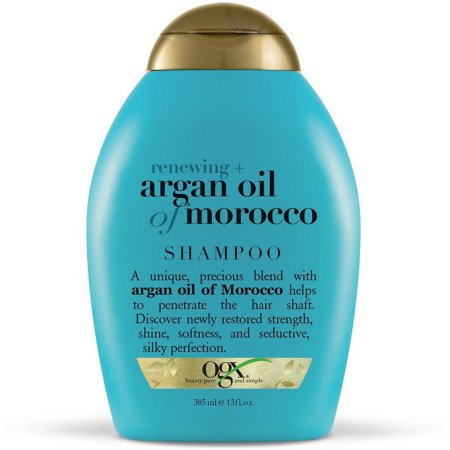 (Multiple Sizes) OGX Renewing Argan Oil of Morocco Shampoo, 13 Oz ()