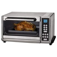 Cuisinart 1800W Stainless Steel Convection Toaster Oven (Certified Refurbished)