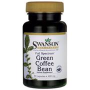 Swanson Full Spectrum Green Coffee Bean 400 mg 60 Caps