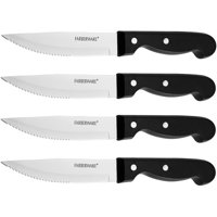 Farberware 4-Piece Jumbo Steak House 4.5 inch Steak Knife Set