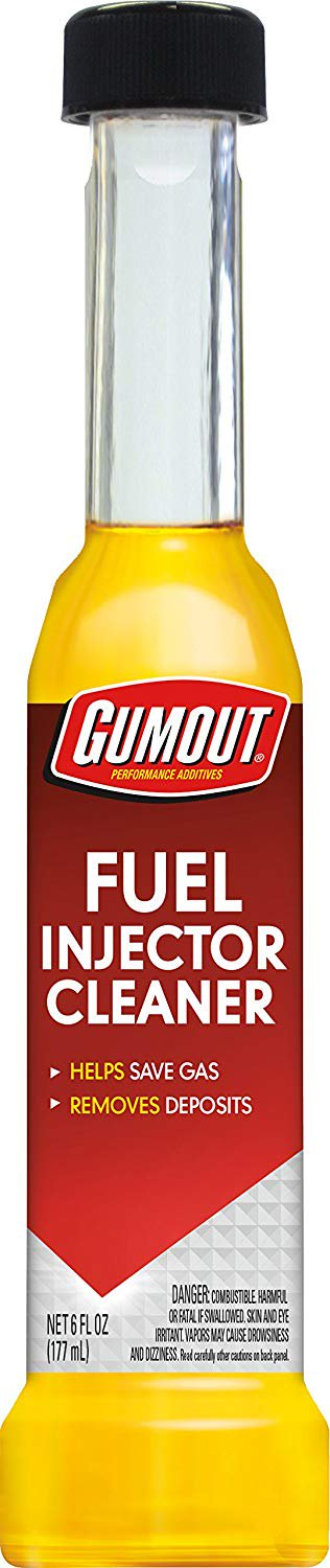 Gumout Fuel Injector Cleaner 6 oz - 510019W - Fuel Injector Cleaning