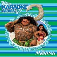 Disney Karaoke Series: Moana (CD)