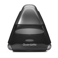 Guardzilla All-In-One Video Security Camera System, Black Housing, Siren, HD Camera, Remote Monitoring
