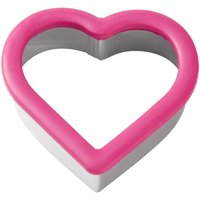 Wilton Heart Comfort Grip Cookie Cutter