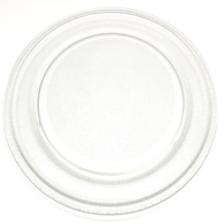 OEM Sharp Microwave Turntable Glass Tray Plate Shipped With R408LS, (Sharp Appliance Parts)