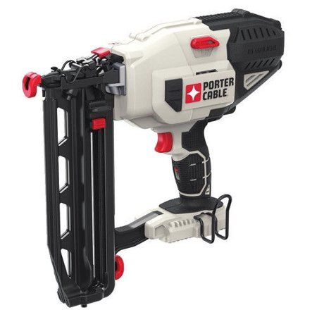 PORTER CABLE PCC792B 20V MAX Lithium-Ion 16GA Straight Finish Nailer (Bare Tool / Battery Sold