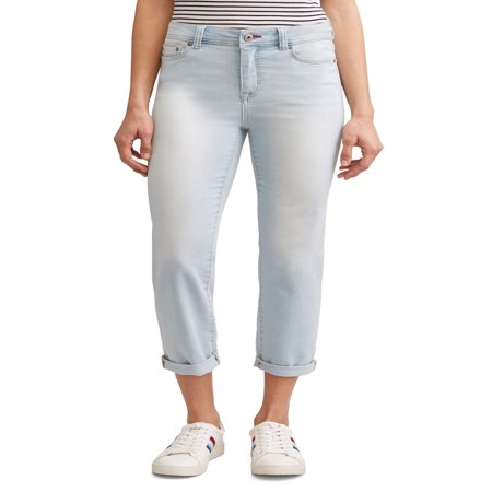 Maddy Straight Leg Jean Women's (Light Wash) ()