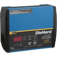 DieHard® Gold 15A 6/12 Volt Battery Charger