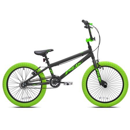 Kent 20 Boys Dread Bmx Bicycle Green For Ages 8 12 Walmart Com