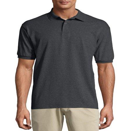 Men's EcoSmart Short Sleeve Jersey Polo Shirt