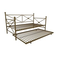 DHP Lubin Daybed and Twin Trundle, Multiple Colors, Multiple Sizes