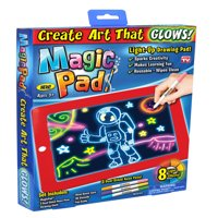 New! Magic Pad, Illuminating Screen for Drawing, Sketching and Creating - As Seen on TV