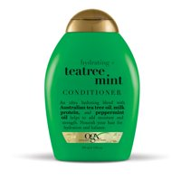 OGX Hydrating + Teatree Mint Conditioner, 13.0 FL OZ