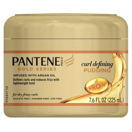 Pantene Pro-V Gold Series Curl Defining Pudding Cream, 7.6 fl