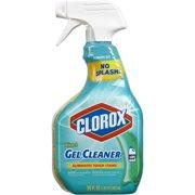 (2 pack) Clorox Bleach Gel Cleaner Spray, 30 oz