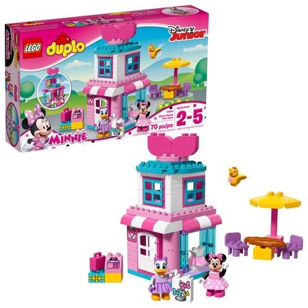 LEGO DUPLO Disney™ Minnie Mouse Bow-tique 10844 (70 Pieces) - Minnies Bowtique