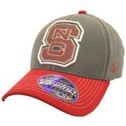 North Carolina State Wolfpack Stiched Flex fit Hat M L b090a8919