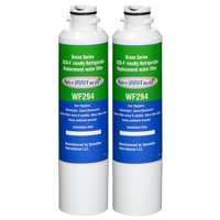 Replacement Water Filter For Samsung Clear Choice CLCH105 Refrigerator Water Filter by Aqua Fresh (2 Pack)