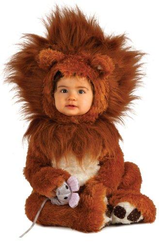 Infant Lion Cub Costume : Baby Lion Cub Halloween Costume 12 18 Months