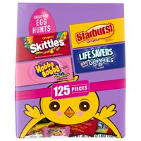 Skittles, Starburst & More Easter Candy 125 Pieces 36.12 Oz. Deals