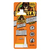 Gorilla Heavy Duty Construction Adhesive, 2.5 oz., White