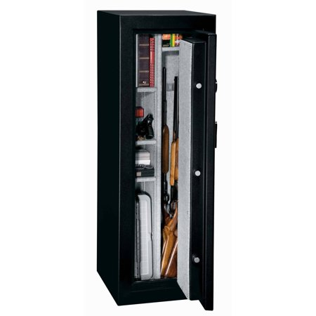 stack on 10 gun sentinel fire resistant safe with combination lock rh walmart com