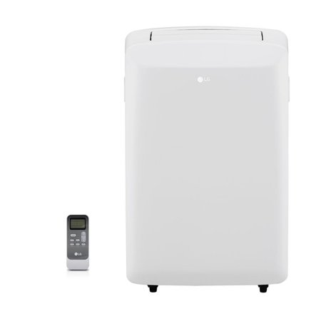 LG 8,000 BTU 115-Volt Portable Air Conditioner with Remote Control, Factory (Best Home Air Conditioning Units)