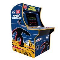 Space Invaders Arcade Machine, Arcade1UP, 4ft (Walmart Exclusive)