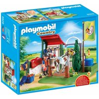 PLAYMOBIL Horse Grooming Station