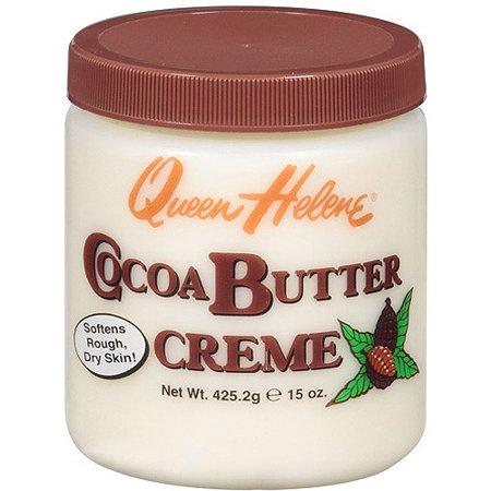 Queen Helene Cocoa Butter Face + Body Crème, 15 oz