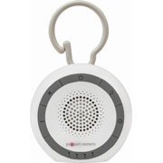 Project Nursery - Portable Sound Soother - White/Grey