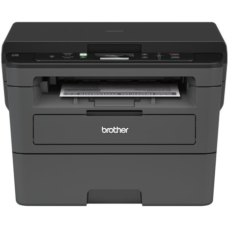 Brother HL-L2390DW Monochrome Laser Printer with Convenient Copy & Scan