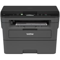 Brother HL-L2390DW Monochrome Laser Printer with Convenient Copy & Scan