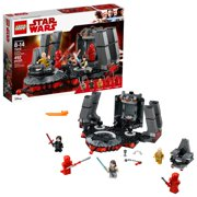 LEGO Star Wars Snoke's Throne Room 75216 (492 Pieces)