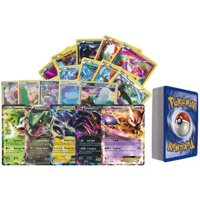 50 Pokemon Card Pack Lot - Featuring Rares, Foils and 1 Legendary EX or GX Ultra Rare! No Duplication!