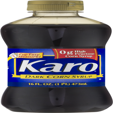 KARO SYRUP IN BOTTLE WHAT AGE