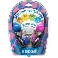 Maxell, MAX190338, Kids Safe Headphones, 1