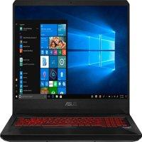 "ASUS TUF Gaming Laptop: Core i7-8750H, NVidia GTX 1060, 512GB SSD, 16GB RAM, 17.3"" Full HD Display"
