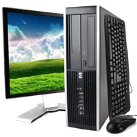 HP 8100 Elite Desktop Computer Intel Core I5 3.2GHz 16GB RAM 2TB HDD Windows 10 Home Includes Bluetooth,WIFI,19in LCD and Keyboard and Mouse