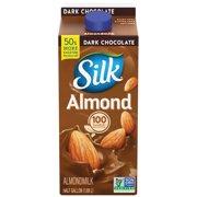 Silk Dark Chocolate Almondmilk, 0.5 gal