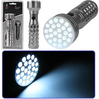 26-Bulb Super Bright LED Flashlight Worklight