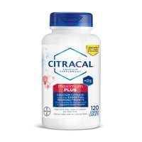 Citracal Maximum Plus Calcium Citrate With Vitamin D3, Caplets, 120ct